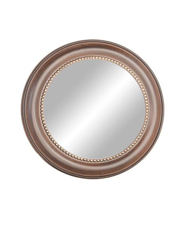 Espejo Metal de Madera, Chico