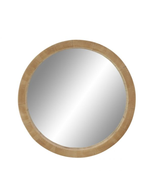 "WD WALL MIRROR 24""D"
