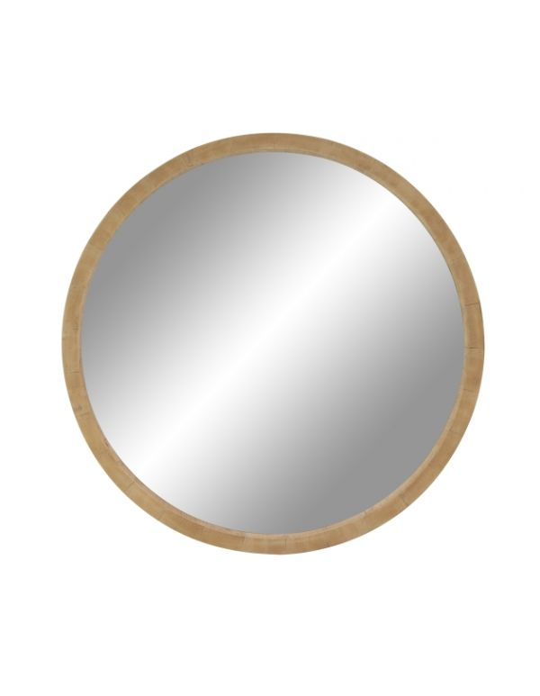 "WD WALL MIRROR 40""D"