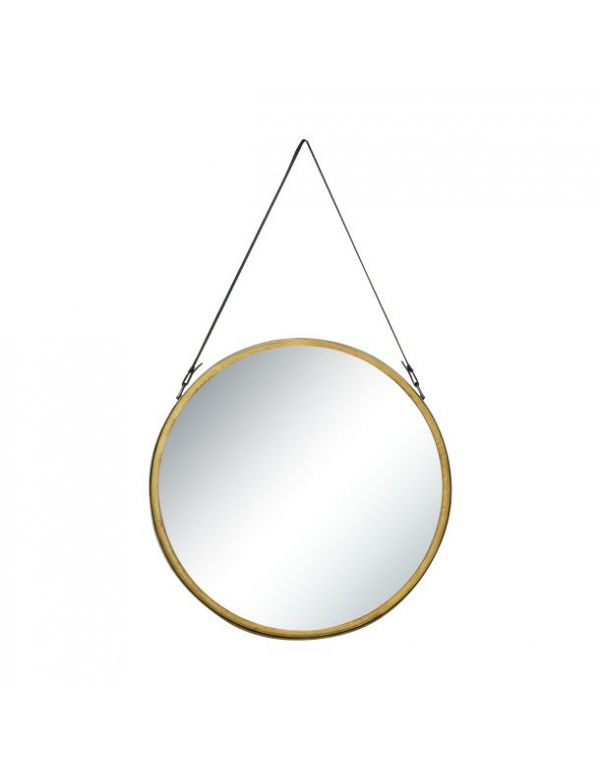 "MTL RD WALL MIRROR 20""W, 33""H"