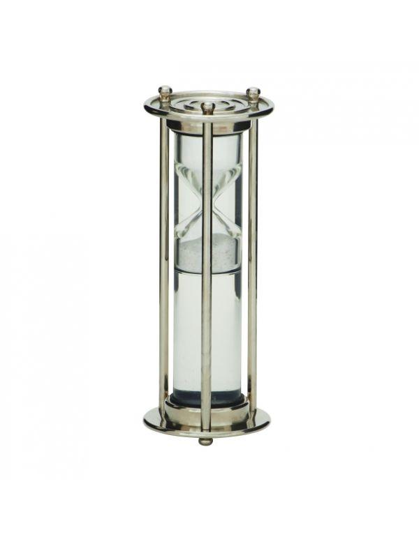Reloj de Arena de Vidrio
