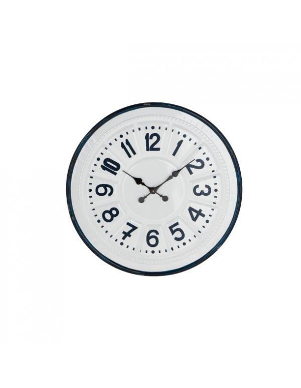 Reloj de Pared Metalico