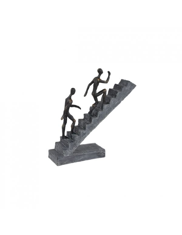 """PS STAIR SCUPLTURE 8""""W, 14""""H"""