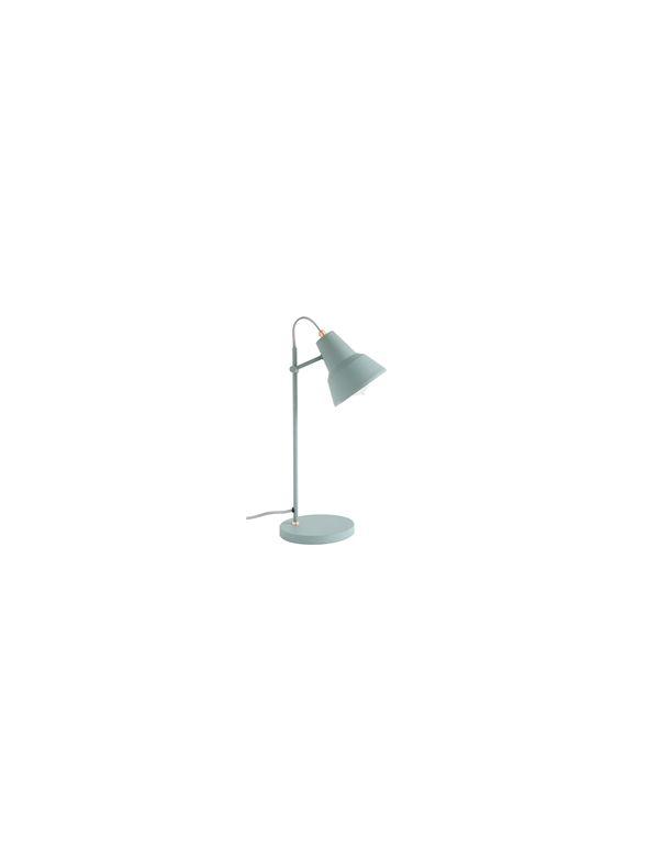 18¨H METAL TABLE LAMP W INLINE